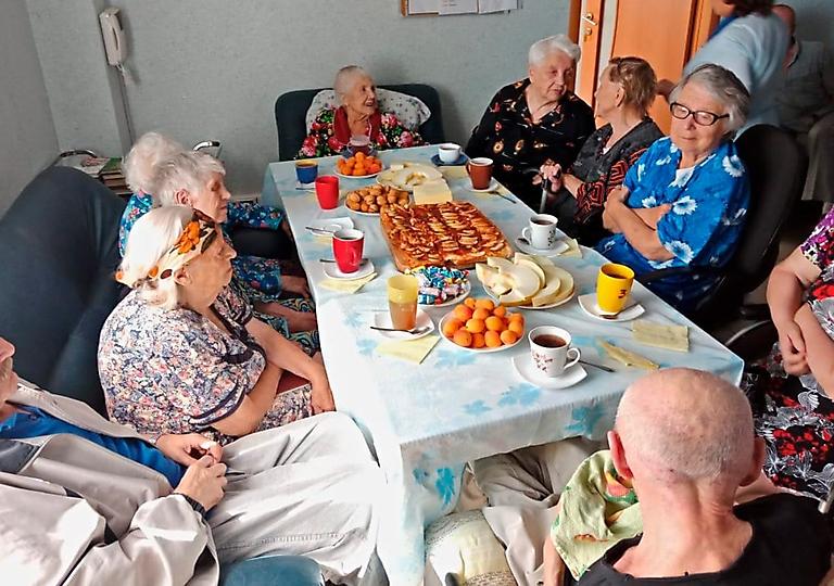 Дом для пожилых людей ярославль дома для престарелых в с-петербурге